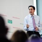 Ed Miliband fresh ideas