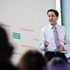 Ed Miliband fresh ideas