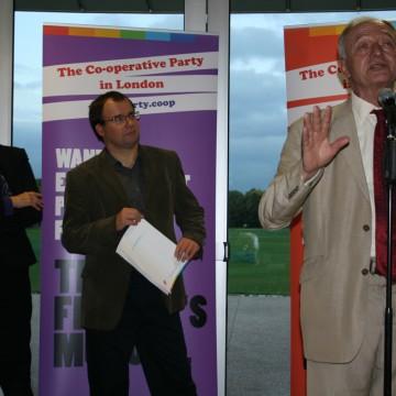 Ken at Conference 2011