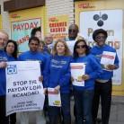 London Capital CU campaigners