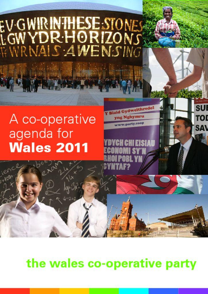 thumbnail of Wales Manifesto 2011
