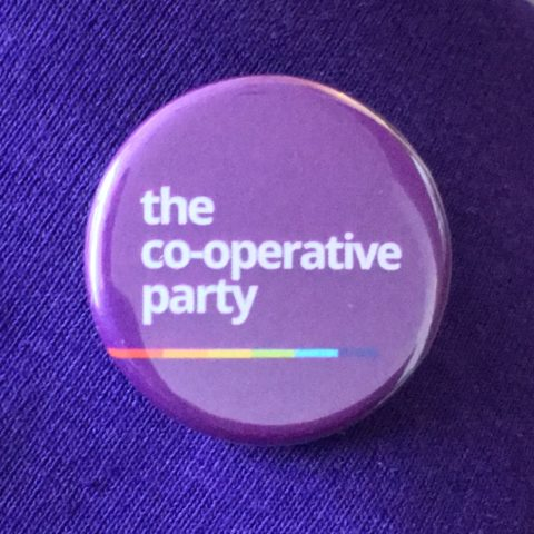 Co-op Party Badge