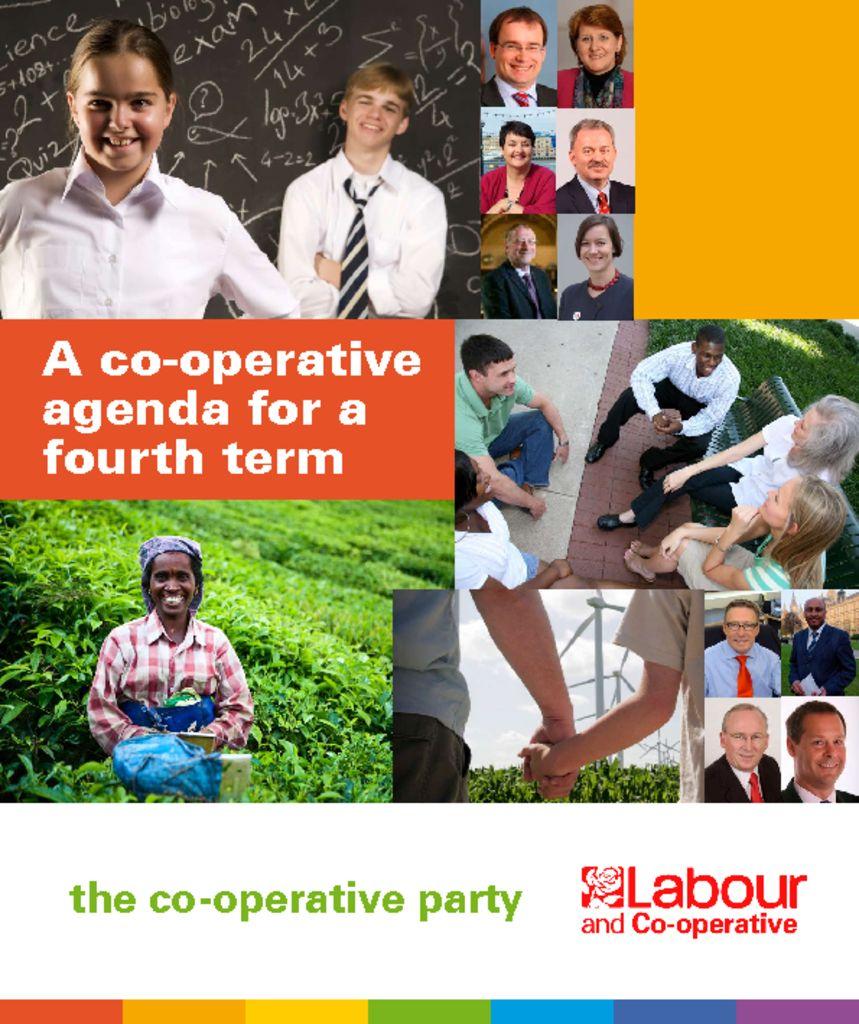 thumbnail of 2010 Campaign manifesto