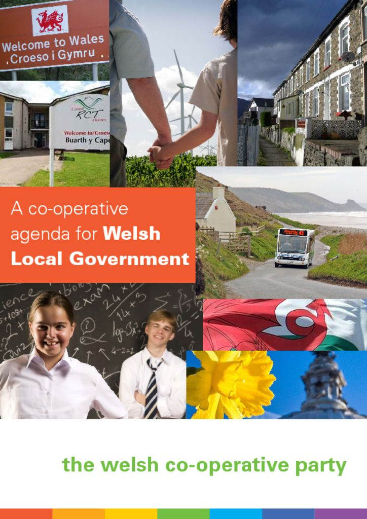 thumbnail of 2012 Welsh Local Gov Manifesto