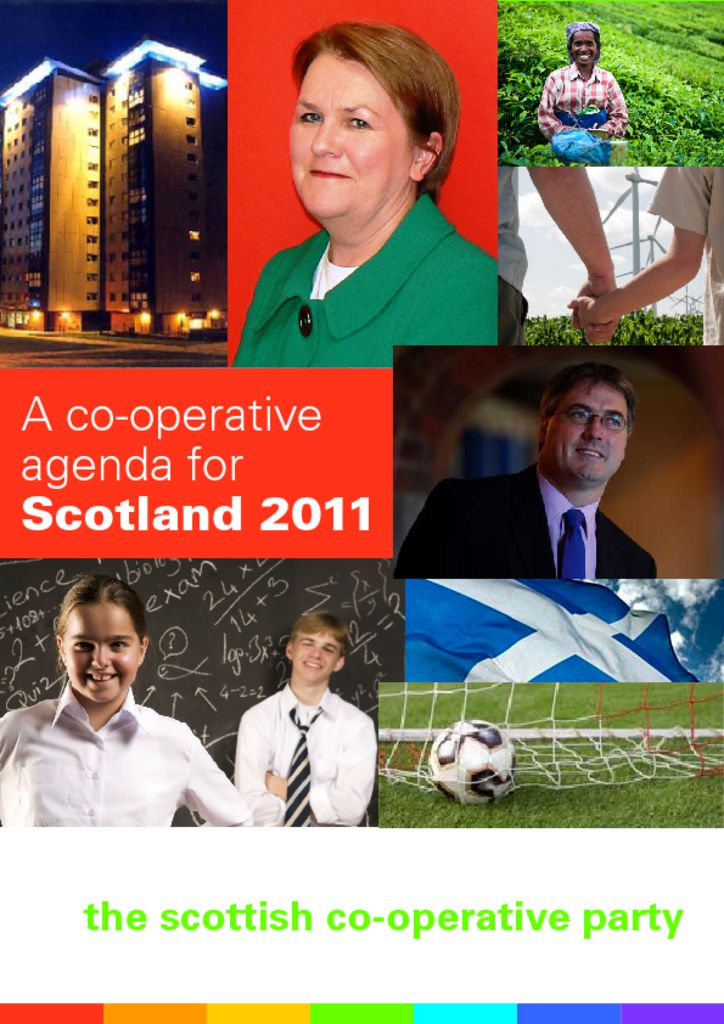 thumbnail of Scottish Manifesto 2011