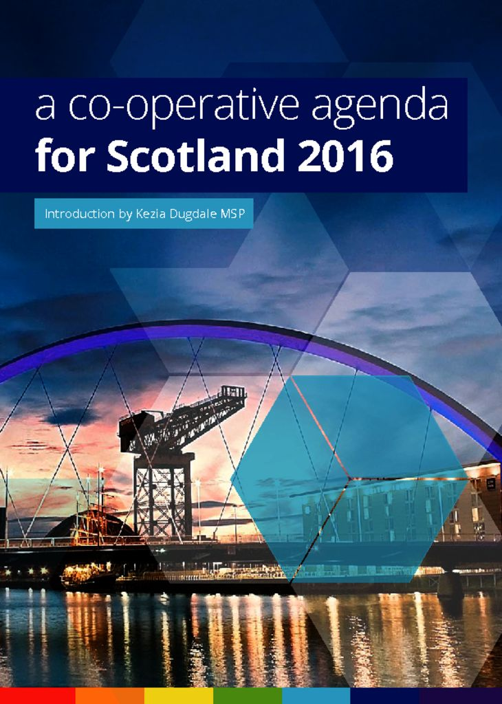 thumbnail of AGENDA FOR SCOTLAND – FINAL PROOF