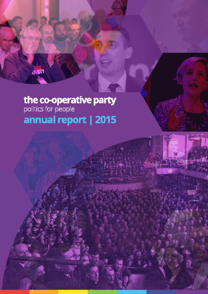 thumbnail of Annual report – 2015 – WEB