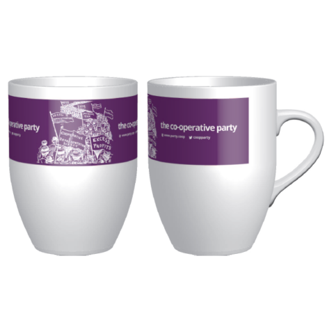 Co-op Party Mug