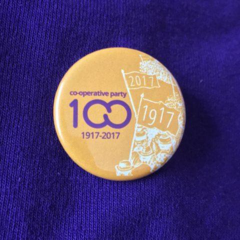 Centenary Badge