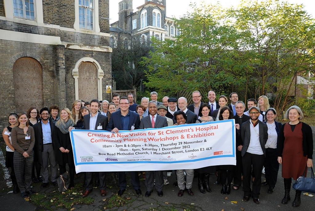 East-London-Community-Land-Trust