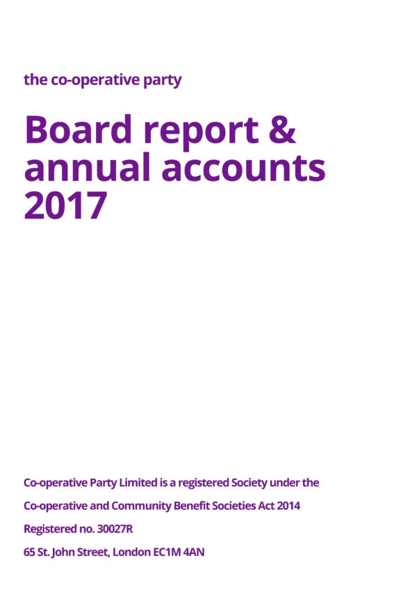 Co-operative Party Board Report & Annual Accounts 2017_Page_01