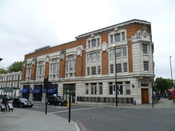 Crowndale Centre Camden