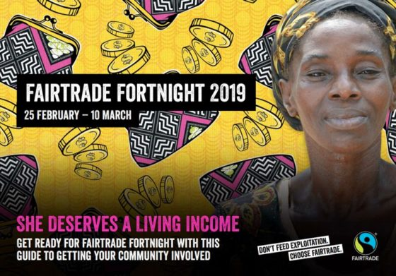 fairtrade fortnight 2019