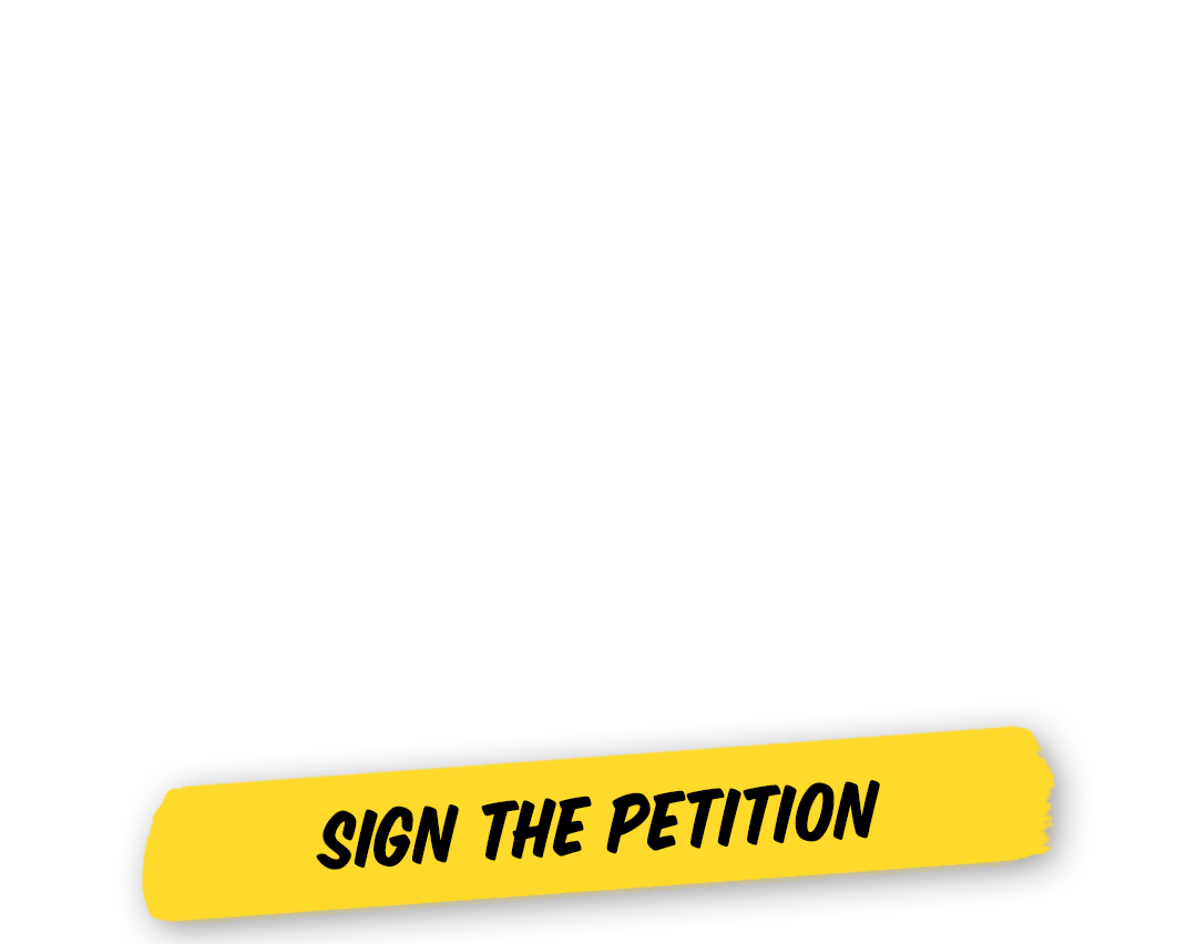 Violence. Threats. Abuse. It's Not Part of the Job.