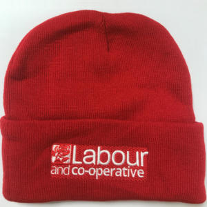 Labour & Co-operative Party Beanie Hat