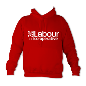 Labour & Co-operative Unisex Hoddie
