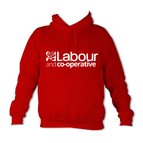 Labour & Co-operative Unisex Hoddie