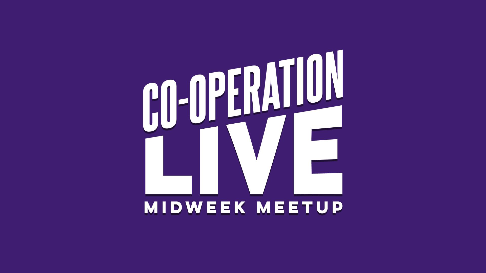 Midweek Meetup Sharer Generic
