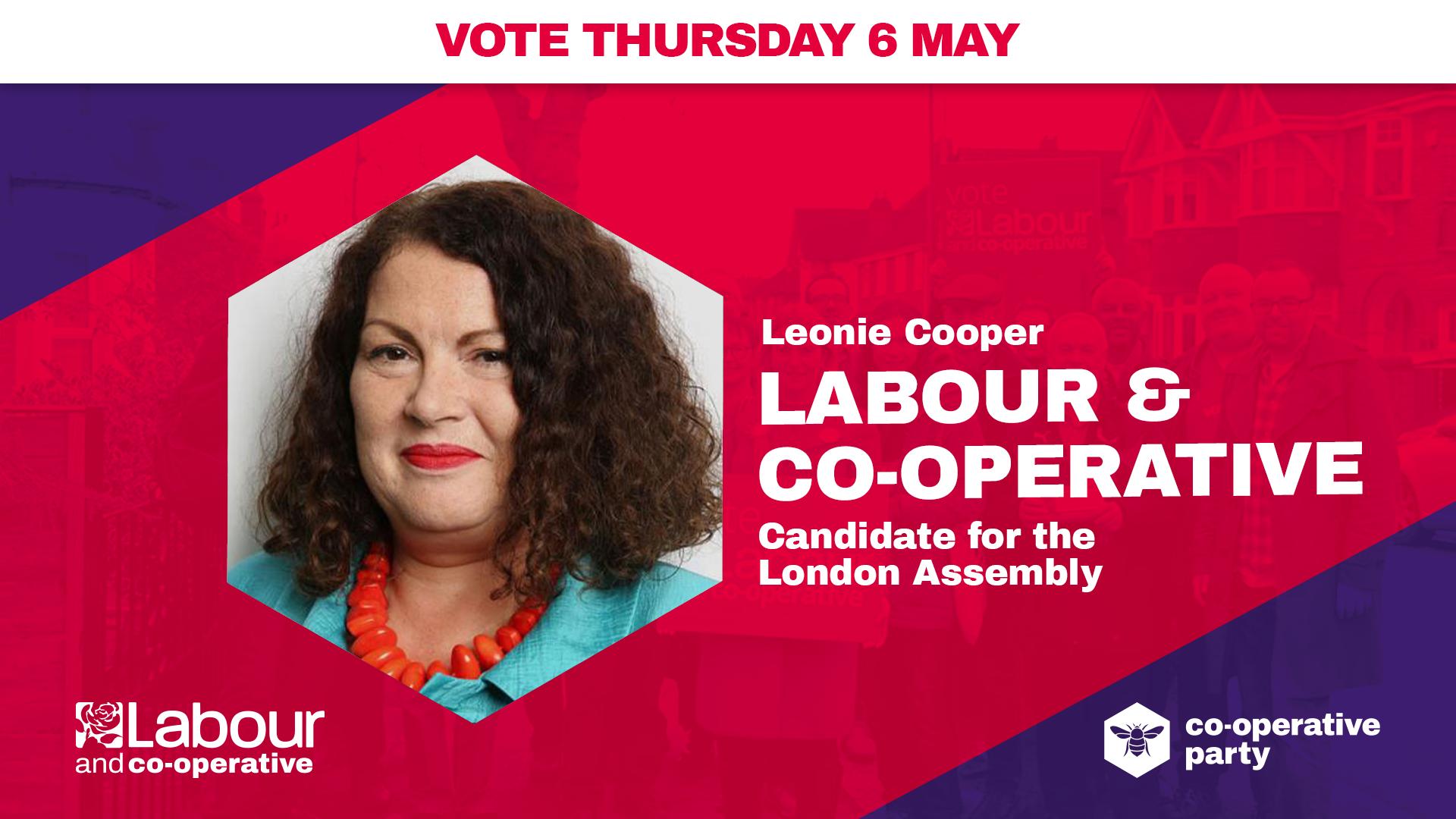 Leonie Cooper