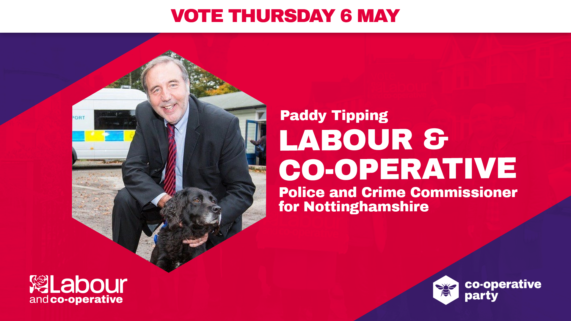 Paddy Tipping