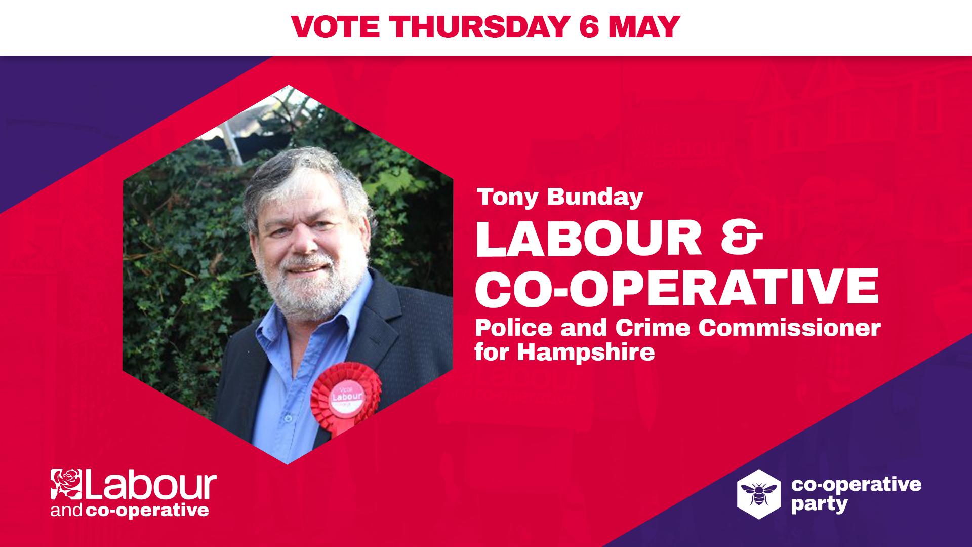 Tony Bunday
