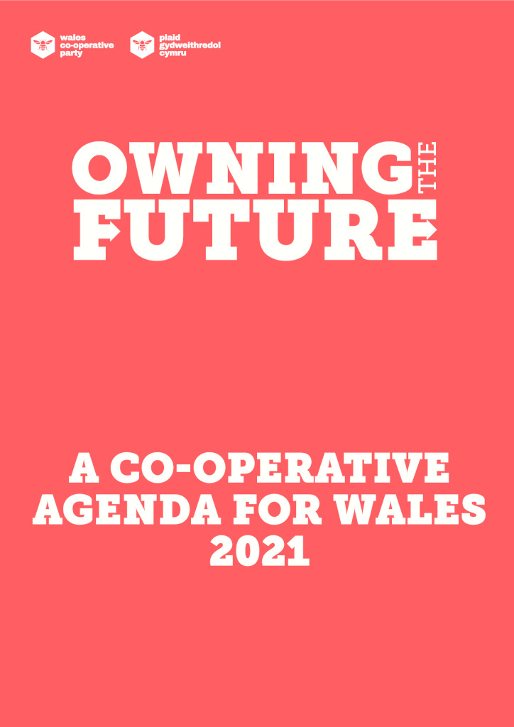 thumbnail of A Co-operative Agenda for Wales 2021