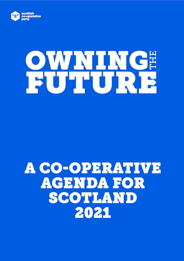 thumbnail of A Co-operative Agenda for Scotland – Draft 3