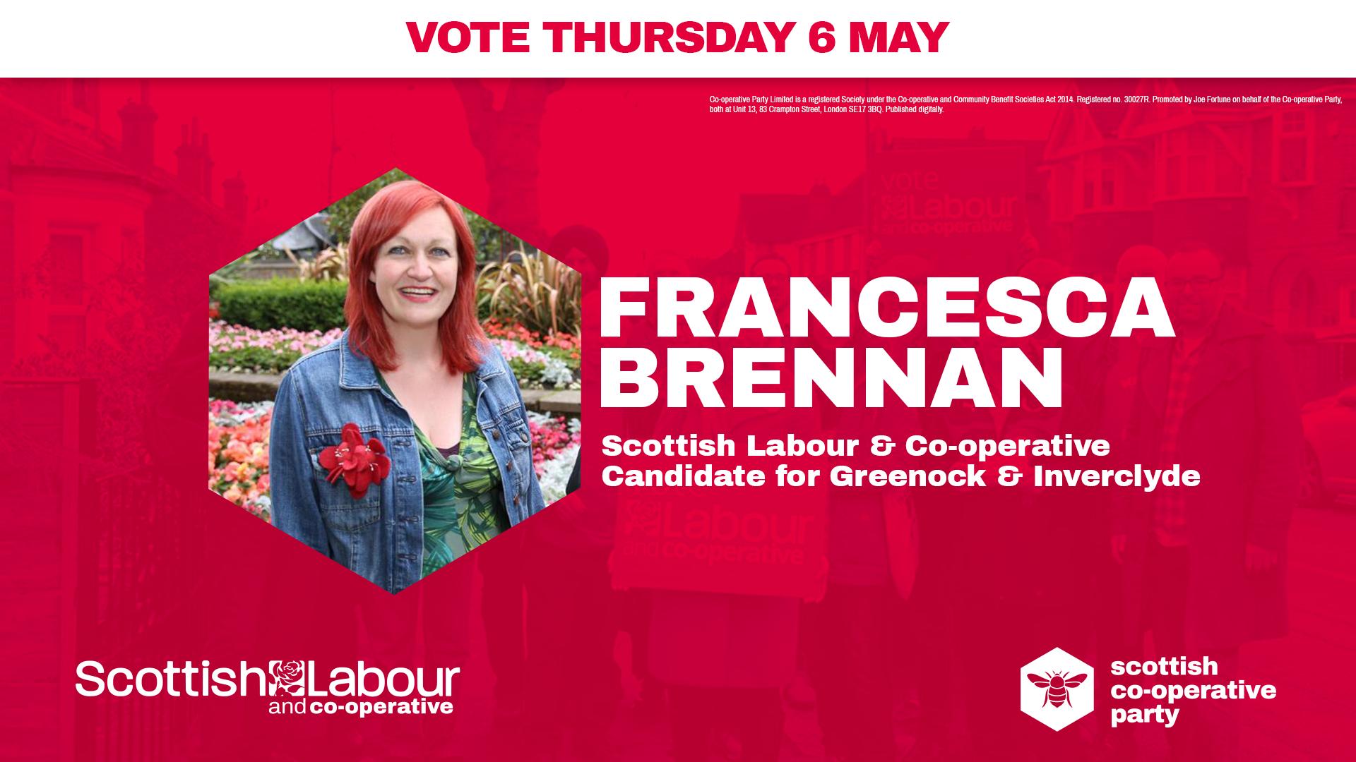 Francesca Brennan