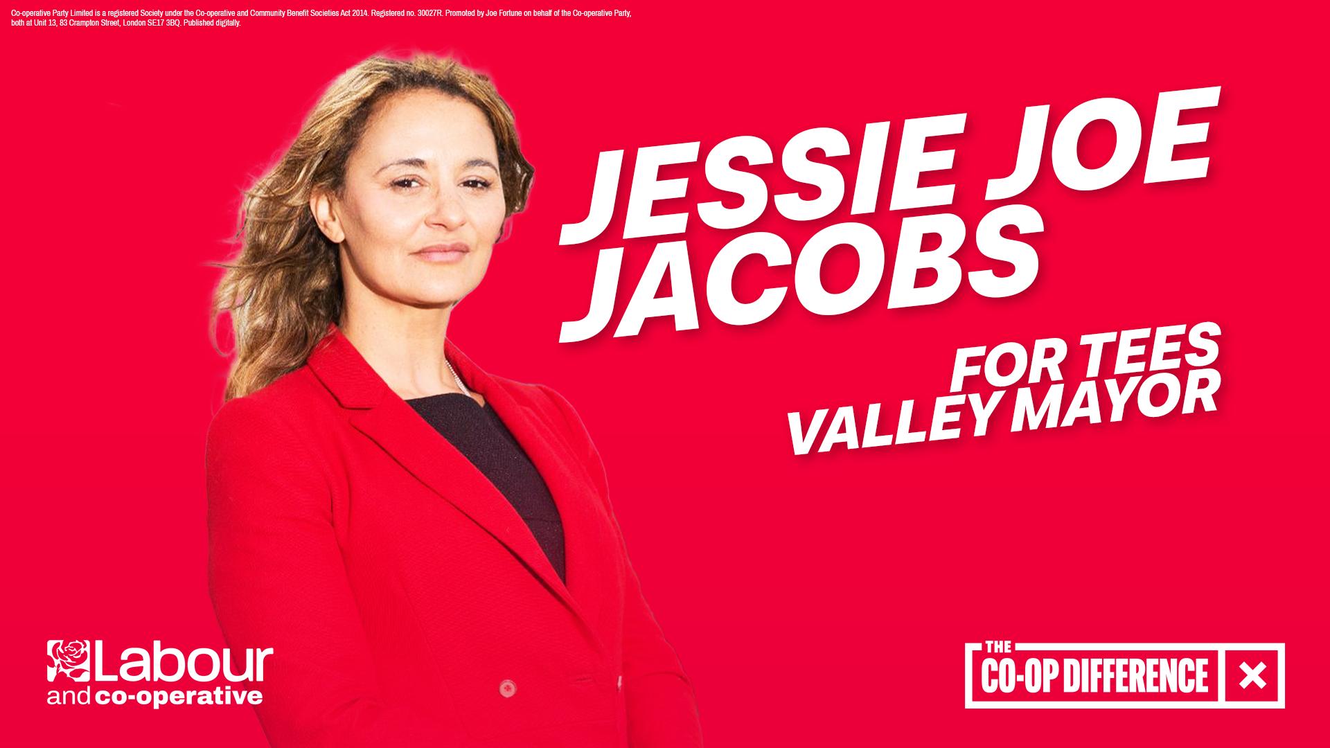 Jessie Joe Jacobs