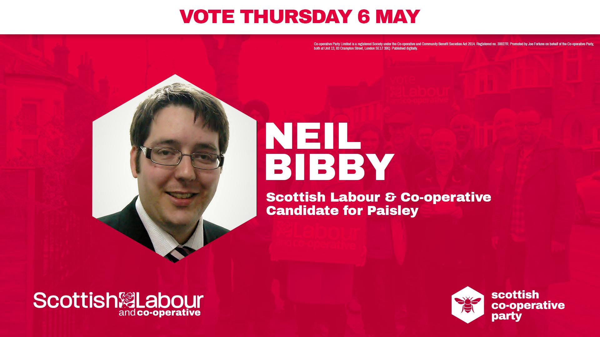 Neil Bibby