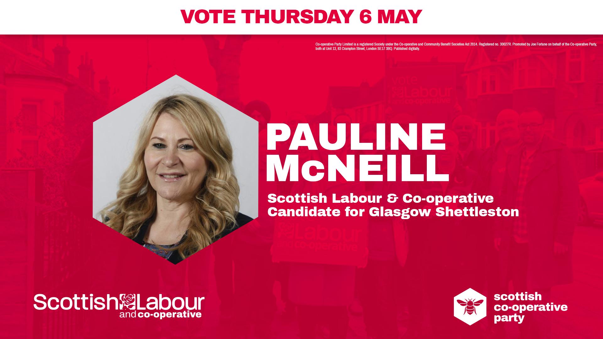 Pauline McNeill