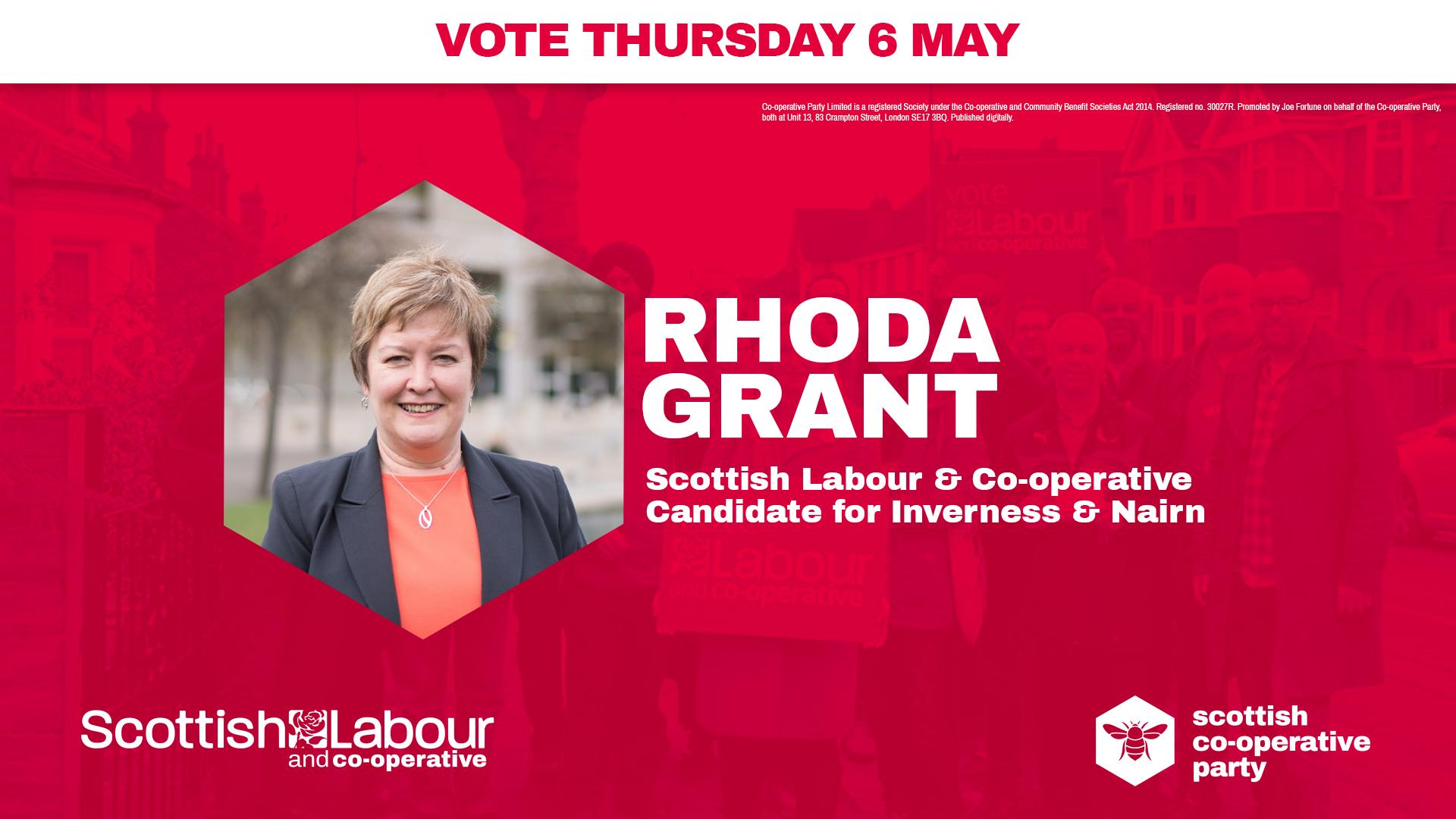 Rhoda Grant