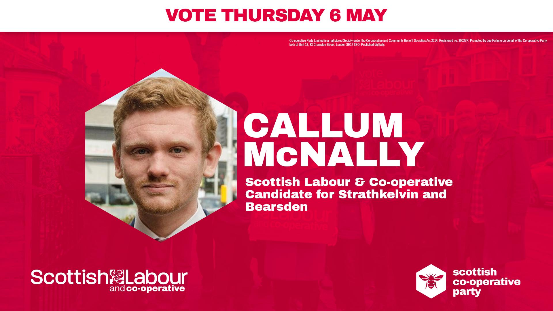 Callum McNally