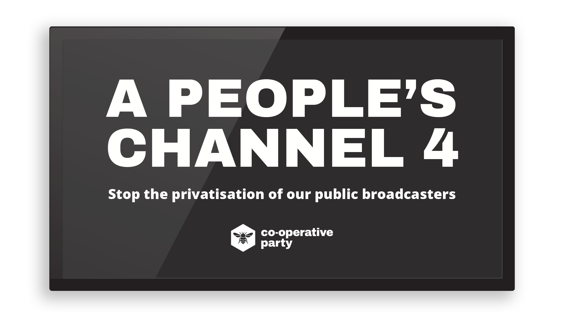People's Channel 4 TV