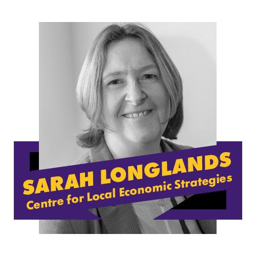 Sarah Longlands