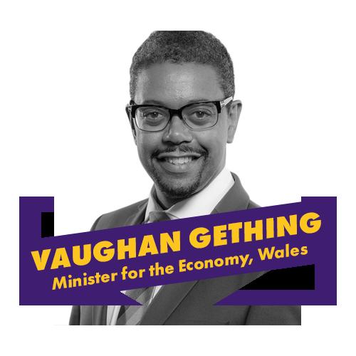 Vaughan Gething