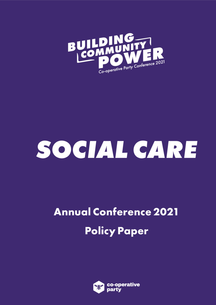 thumbnail of Social-Care-Policy-Paper-Final