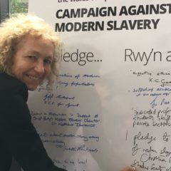Modern Slavery Month of Action
