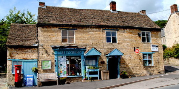 A photo of Uley Stores