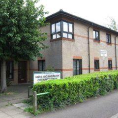 hayes and Harlington community centre